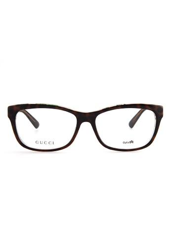 92e19bb3b8 Gucci GUCCI Eyewear 3761 F 2EZ GU112AC63FDGMY 1