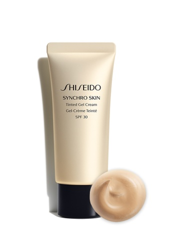 Shiseido beige Shiseido Makeup Synchro Skin Tinted Gel Cream, Light 9B79BBE89D58D4GS_1