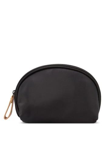 扇貝拉鍊化妝小包, 包, 旅行配esprit香港門市件