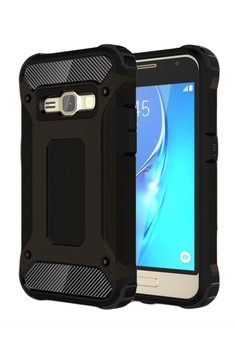Tough Hybrid Dual Layer Case for Samsung Galaxy J2