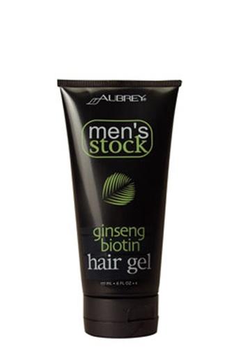 Aubrey Organics Aubrey Organics Men's Stock Ginseng Biotin Hair Gel AU525BE16WODMY_1
