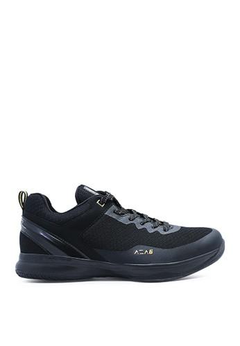 Ardiles black Aza6 Basket Shoes C6013SHA5D1BE0GS_1