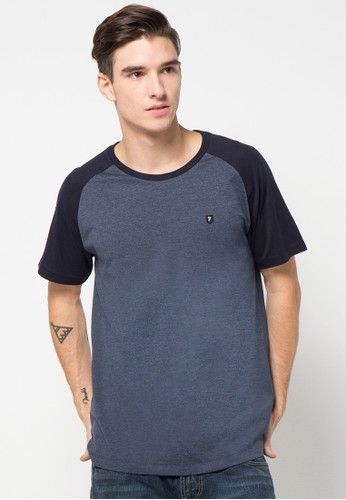 Texted Print Casual Tee