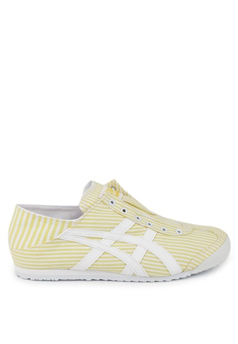 Onitsuka Tiger 黃色 Mexico 66 Paraty Shoes 93909SH1DFE019GS_1