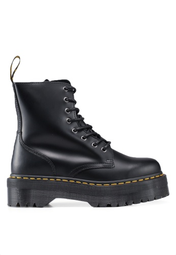Dr. Martens black Jadon 8 Eye Boots FF40ESH5151F0CGS_1