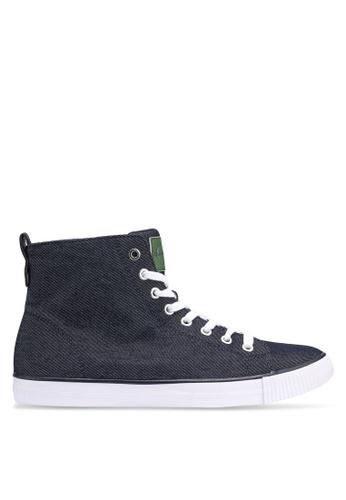 Calvin Klein navy Arthur Sneakers F6FC9SHFA40066GS_1