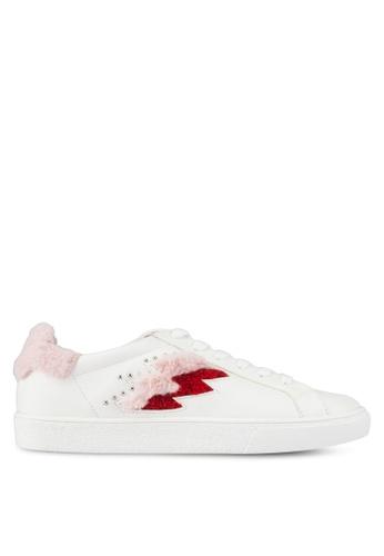 ALDO white Olelanna Sneakers AL087SH0RYF8MY_1