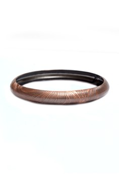 Clique Copper Bangle Rustic Rue EDITION 2016 Summer Beach OOTD