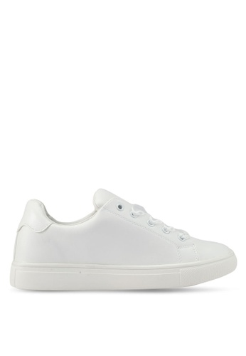 addicts anonymous white Alexie Ribbon Tie Classic Sneakers AD479SH0SR5XMY_1