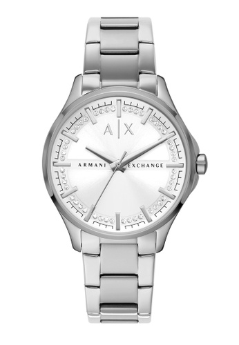Armani Exchange silver Watch AX5256 450ACACD6D462BGS_1