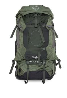 Osprey green Aether Backpack F7DA2ACA855708GS 1 c40ac0bc417d0