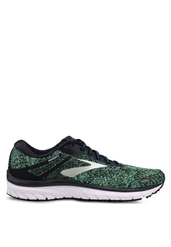 Brooks green Adrenaline GTS 18 Limited Edition Shoes F8EA8SHDD21FF2GS_1