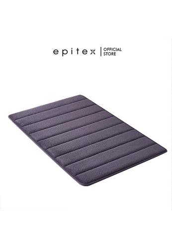 Epitex Epitex Deluxe Ultra-Absorbent Memory Foam Floor Mat (Blue) E903EHL0703FA3GS_1