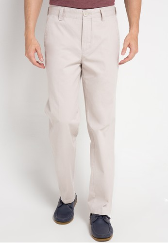 Watchout! Casual beige Chino/ Officer Pants WA972AA0VWI5ID_1