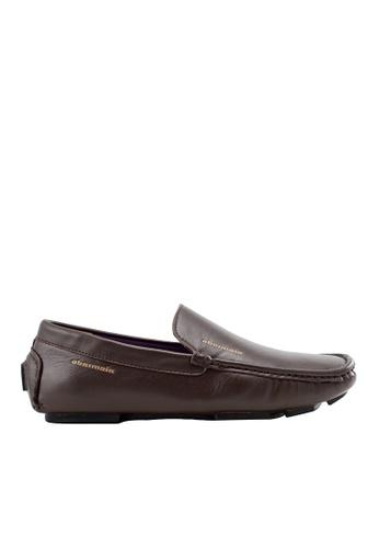 Obermain brown Obermain Men's Daniel Loafer - Brown 3667FSHFF40A15GS_1