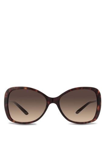 Versace brown Pop Chic VE4303A Sunglasses VE417GL09VISMY_1