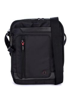 4e6380982101 Hedgren black Expresso Sling Bag 16109ACCFCAF11GS 1