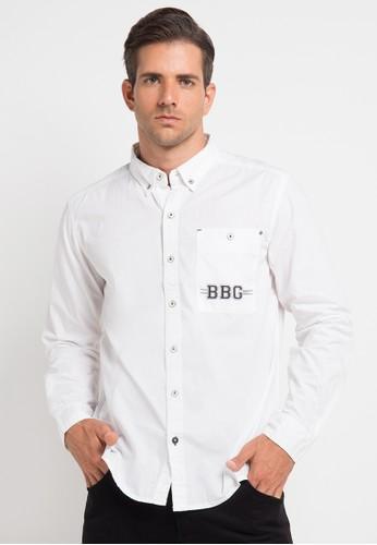 Bombboogie white Cloud Dancer Shirt BO419AA0V6Z9ID_1