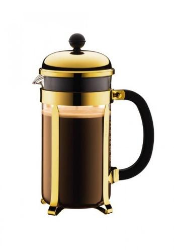 Bodum silver Chambord French Press Coffee Maker 1A6EBHLE5E5E20GS_1