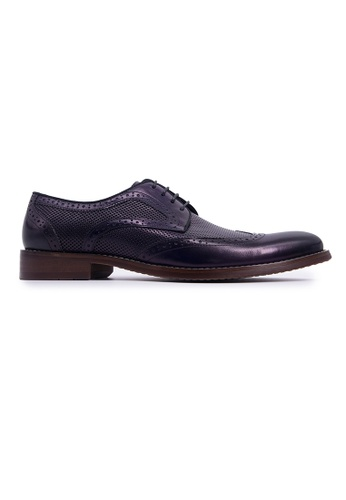 Rad Russel navy Rad Russel Lace Up Derby-Navy 42972SH7939544GS_1