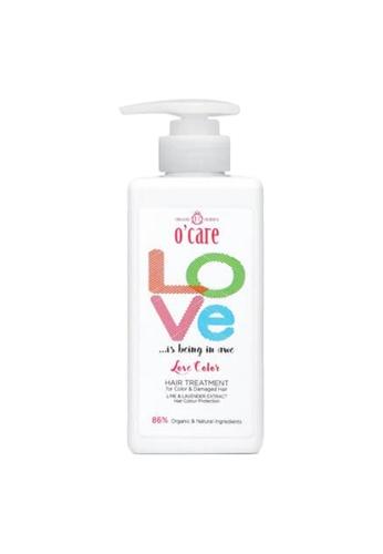 O'care O'CARE LOVE COLOR TREATMENT 500ML E6A0BBE594B8EBGS_1