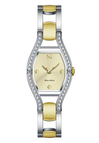 ZECA gold and silver Zeca Jam tangan Wanita 142L.S.P.G7 ZE074AC40ZVRID_1