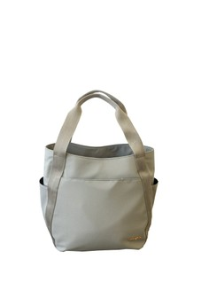 Kissy Carrier Tote (Khaki)