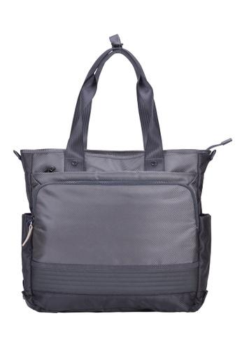 Caterpillar Bags & Travel Gear grey Revo Tote Bag CA540AC16IRNHK_1