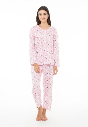 Pajamalovers Yvone Pink