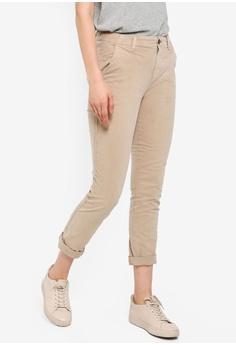 1accb12a0937a Buy GAP Straight Leg Pants For Women Online on ZALORA Singapore