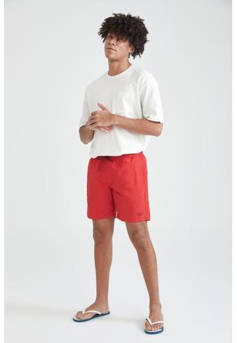 DeFacto red Swimming Short 2588EUS7901290GS_1