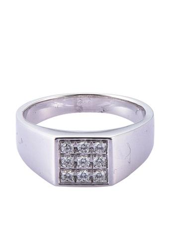 HABIB JEWELS HABIB Boris Diamond Ring 24092ACC7FC73DGS_1