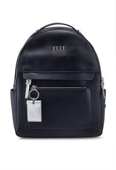 40fcde5b6 Elle black Jaime Backpack 25032AC4CA1D1BGS 1