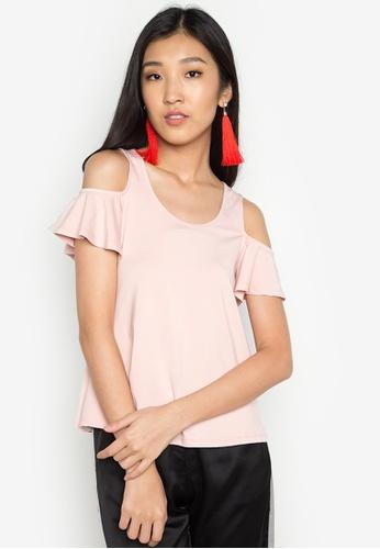 Blusa pink Sarah Top BL563AA59AEMPH_1