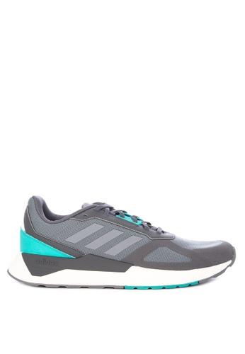 adidas grey adidas run80s 8B099SHB0FB9BCGS_1