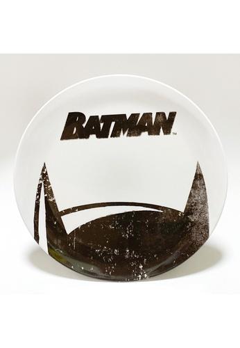 DC Comics Batman Melamine Plate 2ABB9HL5EABFC1GS_1