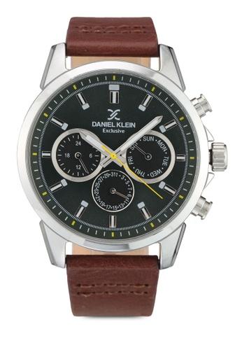 Daniel Klein brown Daniel Klein Brown Male Watches - DK11557-3 5A20CAC105AEC2GS_1