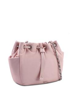 502df1b7e44e Agnes B Chain Sling Bag S  325.00. Sizes One Size · Agnes B black Drawstring  ...