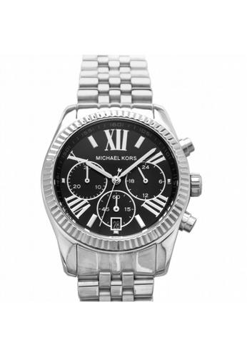MICHAEL KORS [NEW] Michael Kors Lexington Chronograph Watch MK5708 C47B0AC525B52EGS_1
