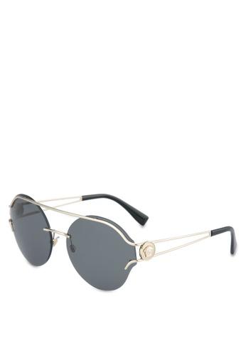 Versace gold Versace VE2184 Sunglasses VE417GL0SEQBMY_1