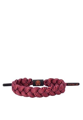 Rastaclat red Shoelace Bracelet Spinoza RA072AC0JX91PH_1