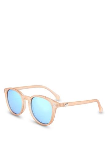 Le Specs 褐色 Bandwagon Sunglasses FCEEBGL397E113GS_1