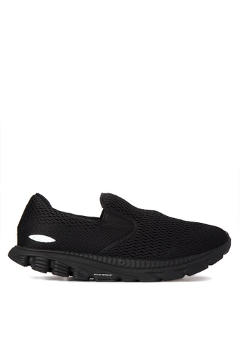 MBT black Speed 17 M Slip On Sneakers MB619SH0JFBCPH_1