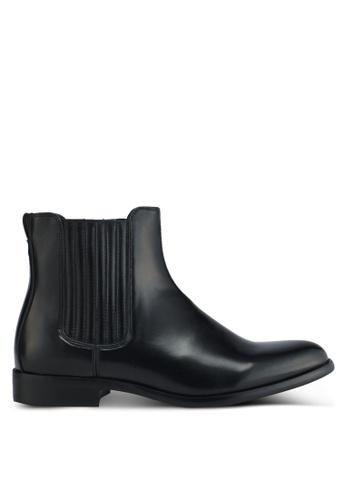 Call It Spring black Fourman Boots 88F03SHEA21A50GS_1