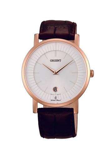 Orient brown Orient Men Classic ORFGW0100CW 49F62AC60665B8GS_1