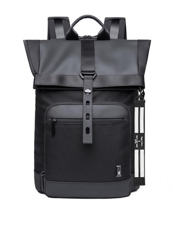 Twenty Eight Shoes black BANGE Collection Travel Backpack G66 67DC9ACDE50D4DGS_1