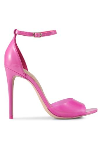 ALDO pink Ligoria Heeled Sandals AF4CDSHC8F27FBGS_1
