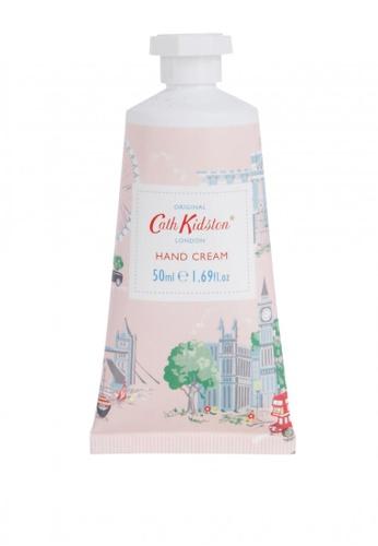 Cath Kidston pink London Soft Pink Hand Cream B82BABE378B627GS_1