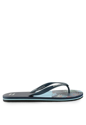 Billabong blue Tides BI248SH0WM5UID_1