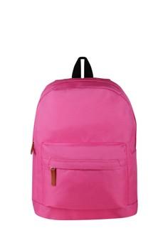 harga OCTO Jana Backpack Pink Zalora.co.id